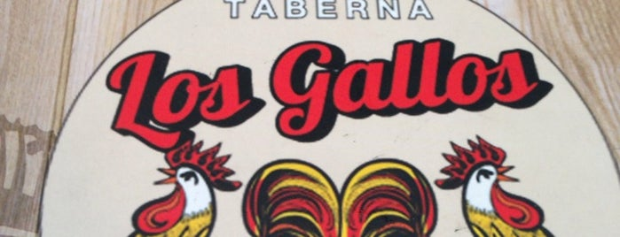 Los Gallos is one of TOP RESTAURANTS: EAT & DRINK.