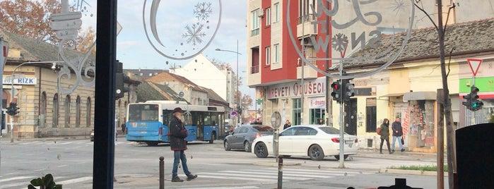 Coffee Corner is one of Novi Sad.