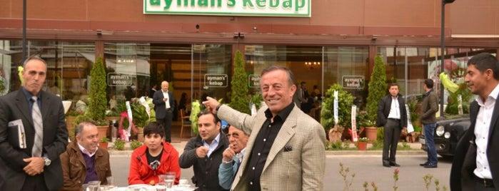 Ayman's Kebap is one of kebap.