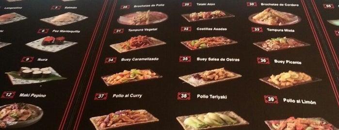 Restaurante Zen is one of comida extranjera.