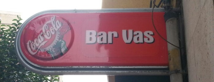 Bar Vas is one of Hugo 님이 좋아한 장소.
