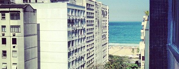 Centro Comercial Copacabana is one of Fernanda 님이 저장한 장소.