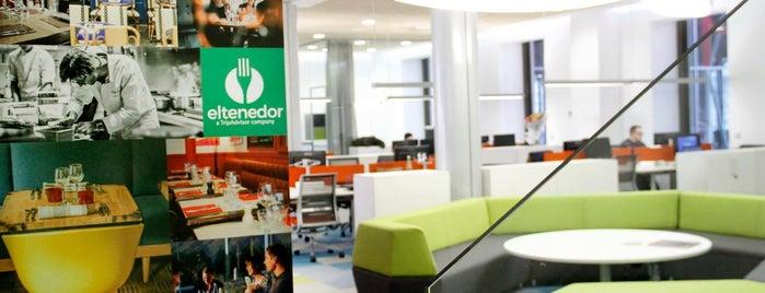 ElTenedor.es is one of Online.