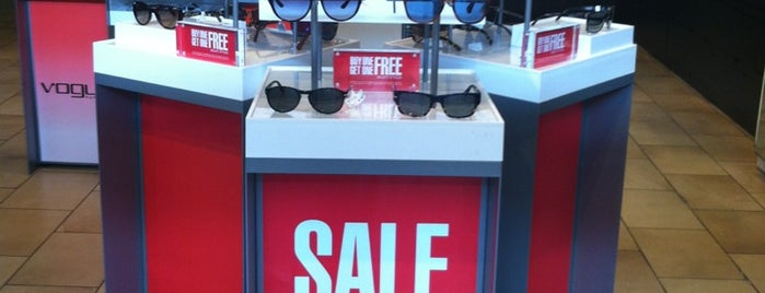 Sunglass Hut is one of Orlando/2013.