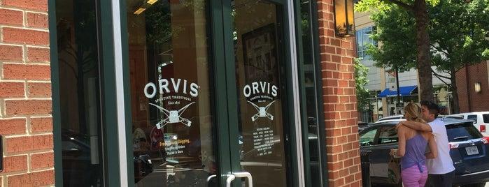 Orvis is one of Locais curtidos por Felix.