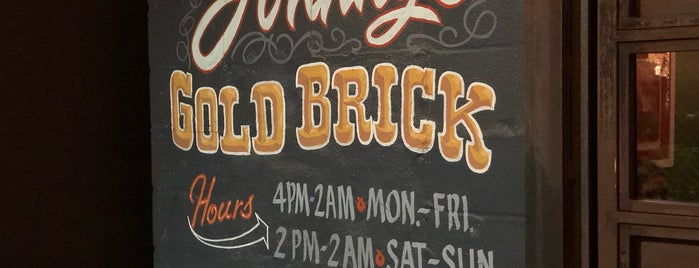 Johnny's Gold Brick is one of HOUSTON!.