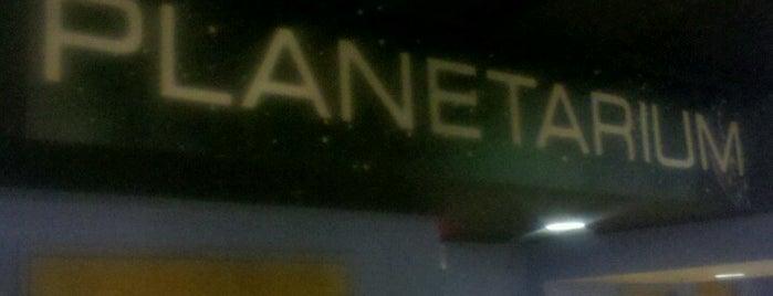 Hefferan Planetarium is one of Planetarium Pilgrimages.
