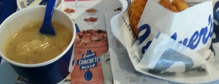 Culver's is one of Lieux qui ont plu à Josh.