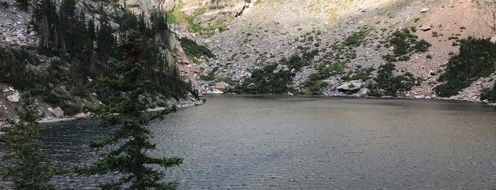 Emerald Lake is one of Orte, die Justin gefallen.