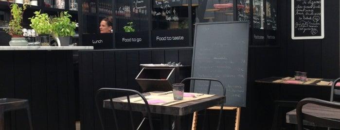 No Concept is one of Où boire/acheter du thé à Bruxelles ?.