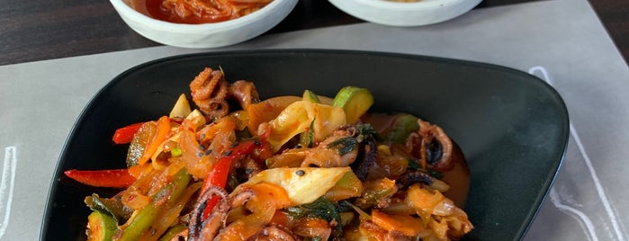 Restaurant Seoul is one of Posti che sono piaciuti a Carl.