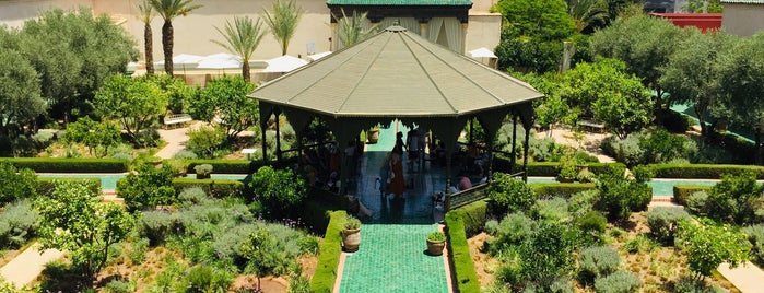 Le Jardin Secret is one of Marrakesh.