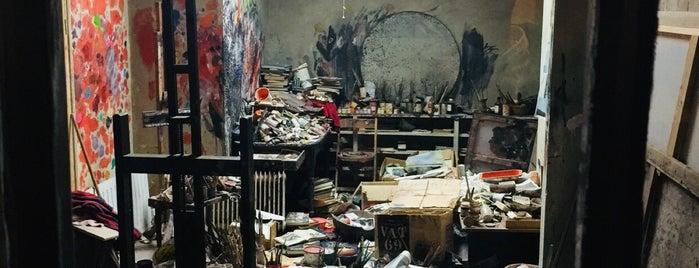 Francis Bacon Studio is one of Dublino.