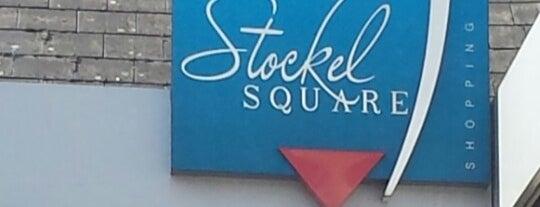 Stockel Square is one of Stephraaa 님이 좋아한 장소.