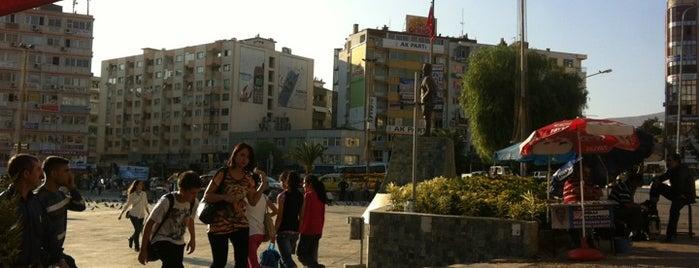 Bornova Cumhuriyet Meydanı is one of İzmir :).