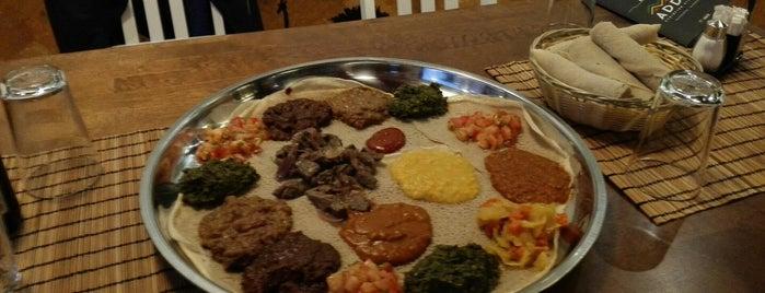 Addis is one of Vegan-friendly Helsinki.