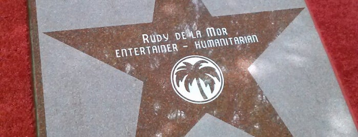 Palm Springs Walk of Stars is one of #61-80 Places for Road Trip in HITM.