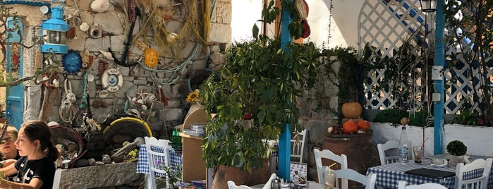 Maria's Garden is one of Chios.