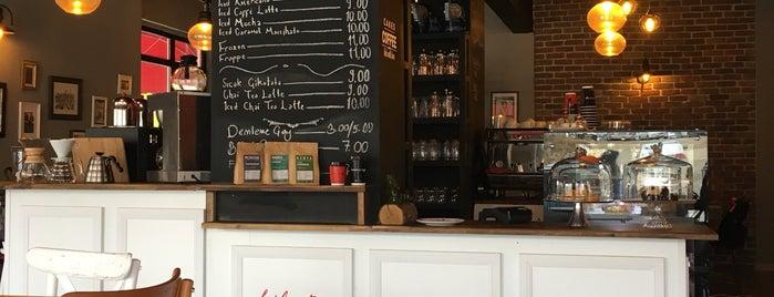 Liberta di Caffe is one of Kahve.