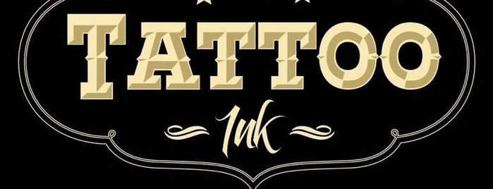 Tattoo Ink is one of Lugares guardados de Ce.