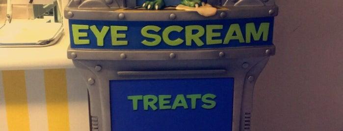 Eye Scream, Disney Fantasy is one of DCL, Fantasy.