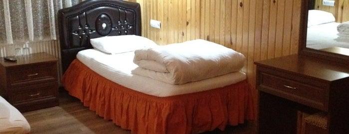 Yeşilvadi Otel is one of Rüzgar'ın Kaydettiği Mekanlar.