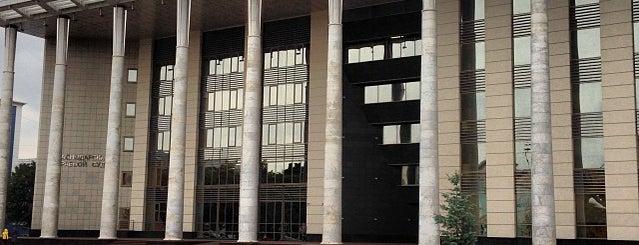 Краснодарский краевой суд is one of สถานที่ที่ Георгий ถูกใจ.