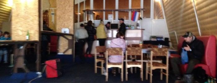 кафе с видом на эльбрус is one of Lieux qui ont plu à Артем.