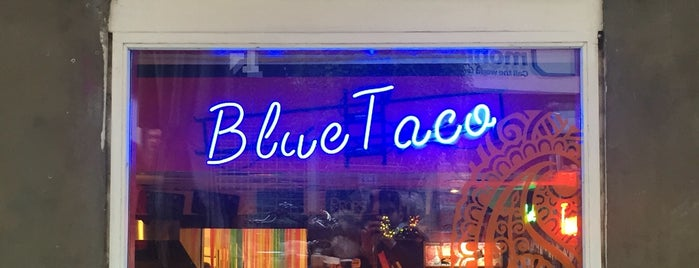 Blue Taco is one of Copenhagen.