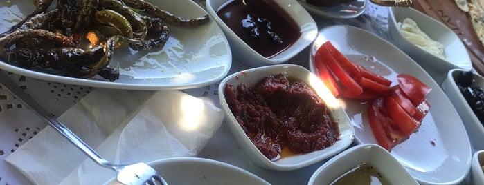 Han Cafe is one of Assos Bozcaada.
