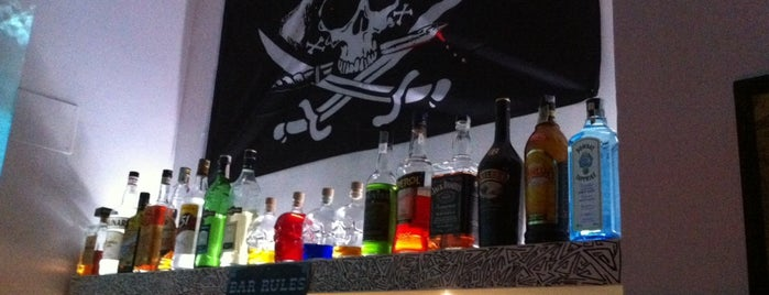 Bodeguita Del Rum is one of Cocktail bar.