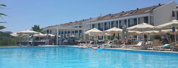 Jiva Beach Resort Restaurant is one of Hotels.