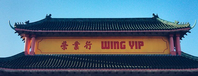 Wing Yip is one of Falcon's Saved Places.