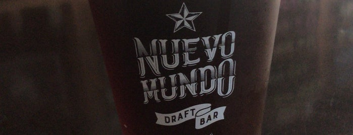 Nuevo Mundo Cervecería is one of Joana Pamelaさんのお気に入りスポット.