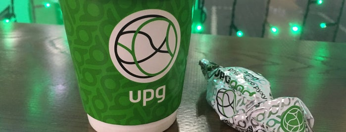 UPG is one of Anna 님이 좋아한 장소.