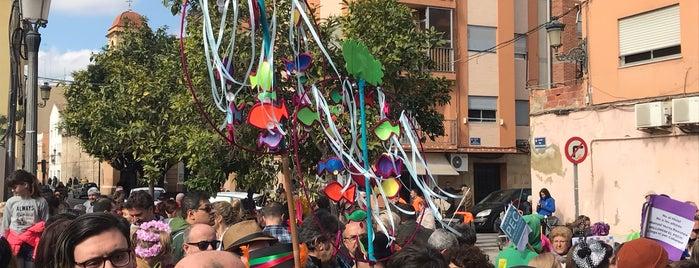 Espadán 31 is one of Valencia - restaurants & tapas bars.