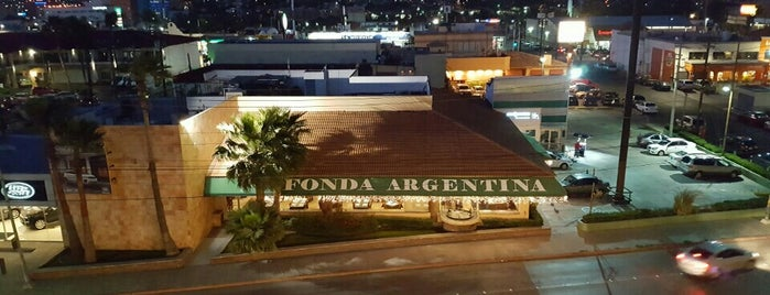 Fonda Argentina is one of Lugares favoritos de Manolo.