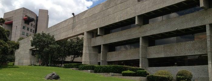 El Colegio de México is one of Chan 님이 좋아한 장소.