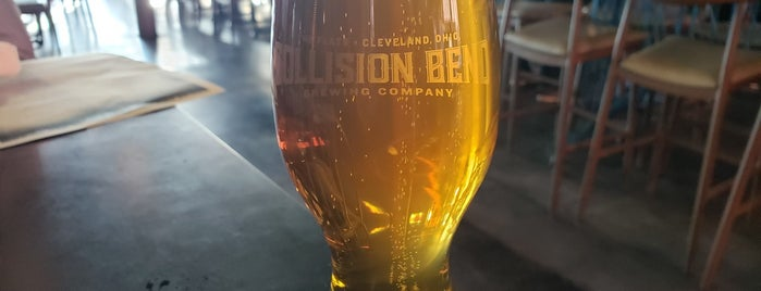 Collision Bend Brewing Company is one of Cleveland Brewery Passport.