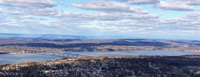 Top of Mount Beacon is one of Hikes.