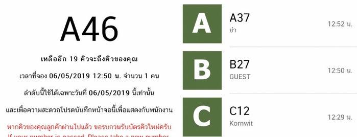 Ohkajhu is one of Bangkok.