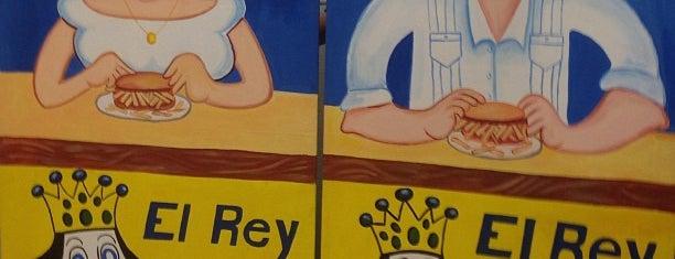 El Rey De Las Fritas is one of Miami Spots.