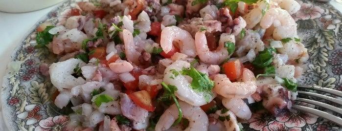 "Restaurant ""Villa del Mar"" is one of สถานที่ที่ Enrique ถูกใจ."