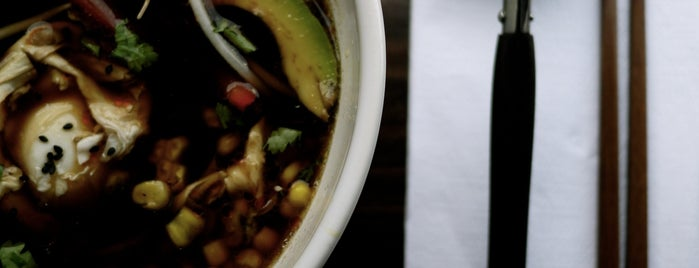 Fukuro Noodle Bar is one of Buenos Aires#placestogo.