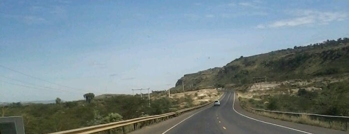 The Great Rift Valley is one of Millicent'in Beğendiği Mekanlar.