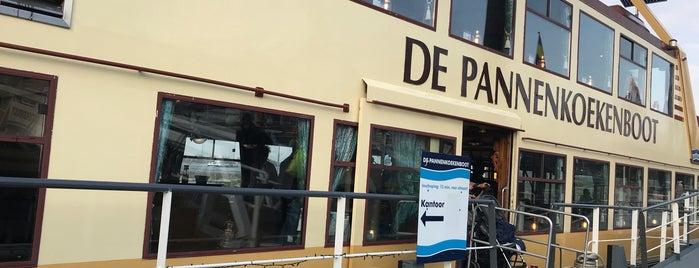 Pannenkoekenboot Nijmegen is one of Gespeicherte Orte von Christiana.
