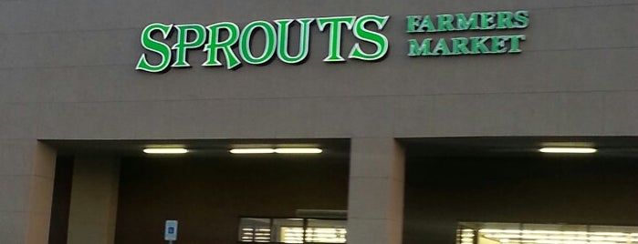 Sprouts Farmers Market is one of things to do around sunrise coffee.