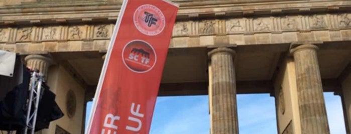 Berliner Firmenlauf is one of Orte, die Comedor de Xis gefallen.