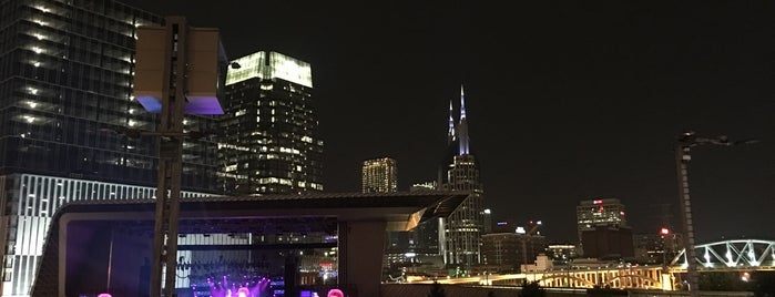 Ascend Amphitheater is one of For Nashville Visitors.