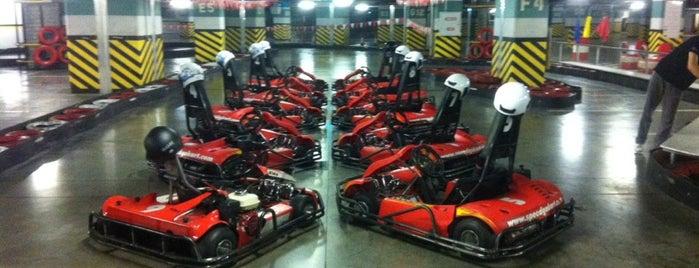 Speed Go-Kart is one of Nlguen 님이 저장한 장소.
